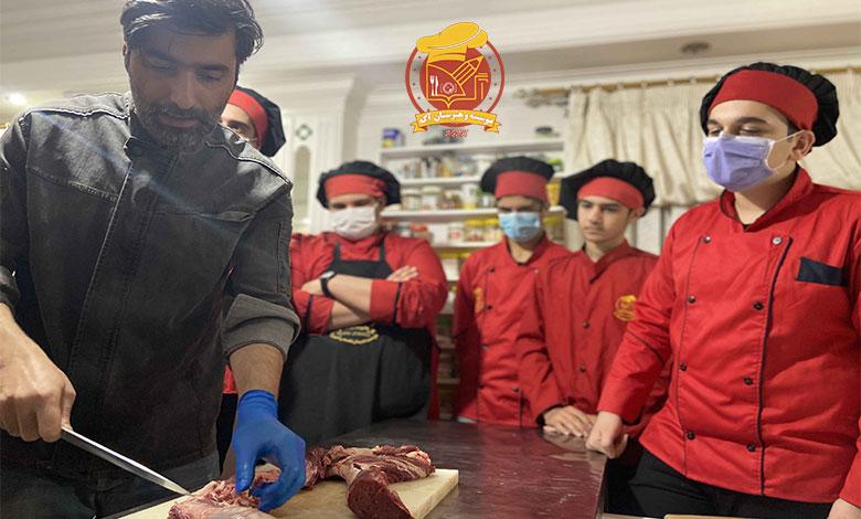 تصویر مدیریت قنادی و آشپزی هتل